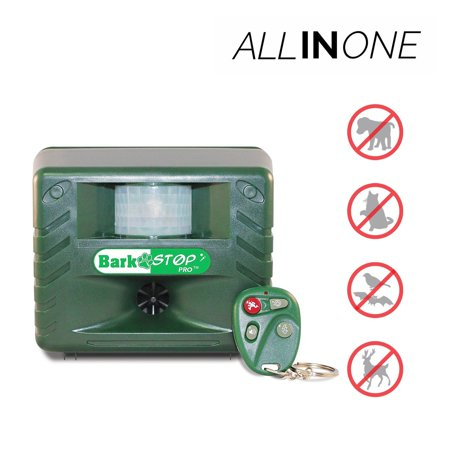 Dog Bark Control At Sonic Barking Controller   All In One Animal Pets Repeller Device