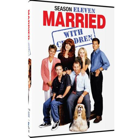 Married With Children  The Complete Eleventh Season  Widescreen