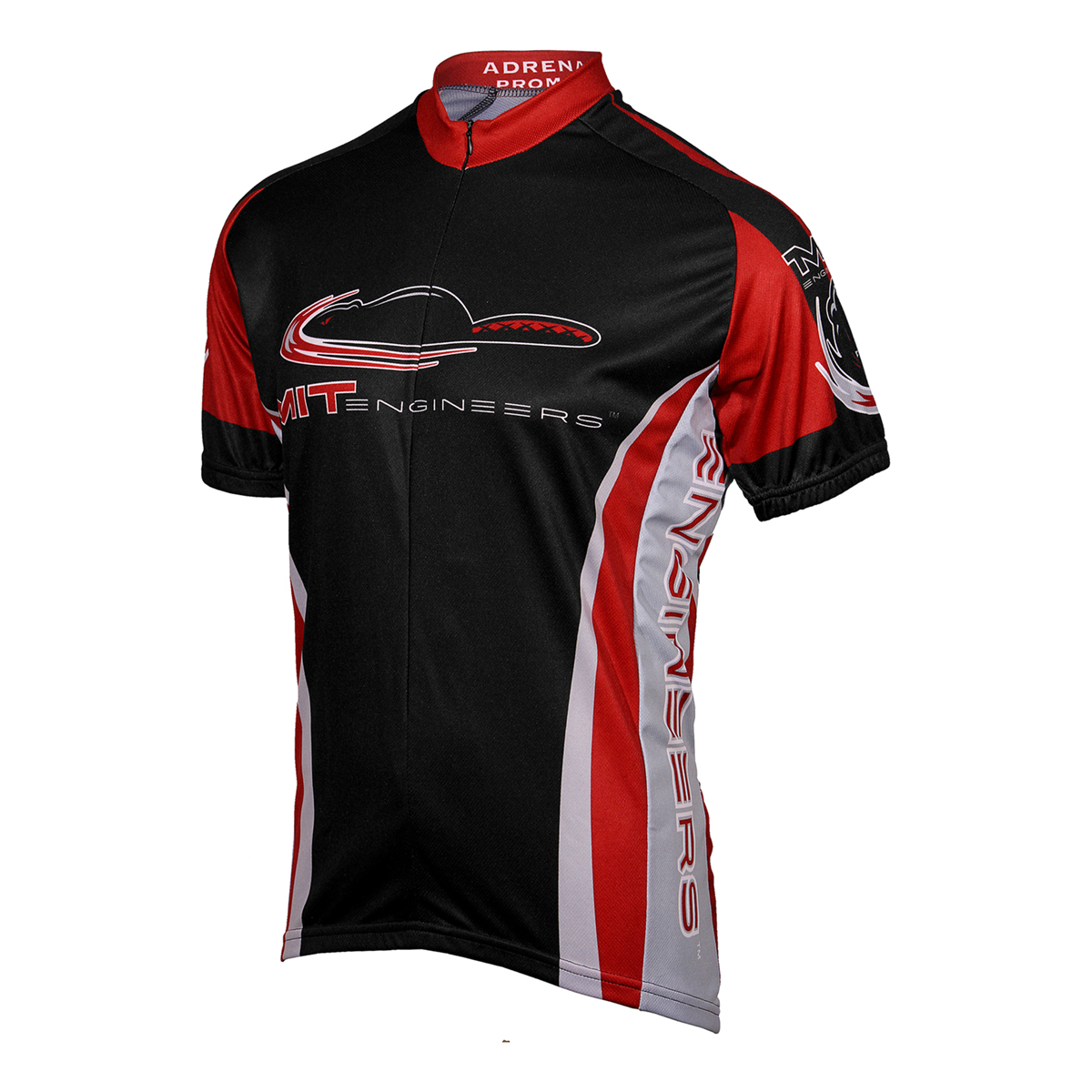 Adrenaline Promotions Massachusetts Institute of Technology Engineers Cycling Jersey