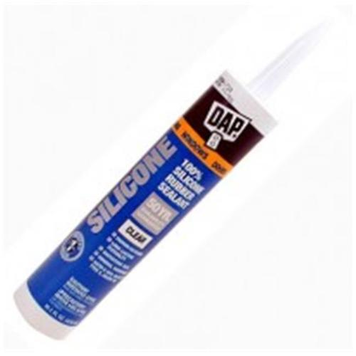 DA8649 DAP 10. 1 oz.  Silicone , Sealant Almond