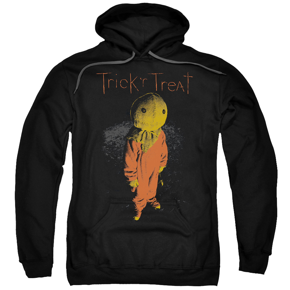 Trick R Treat Leaves Mens Pullover Hoodie