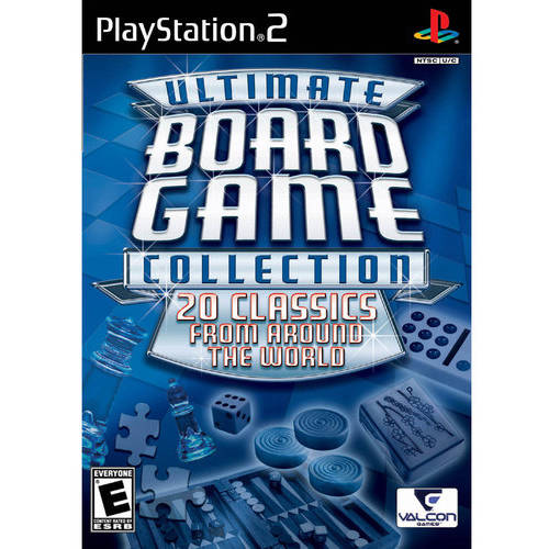 Ultimate Board Game Collection   (PS2) - Pre-Owned