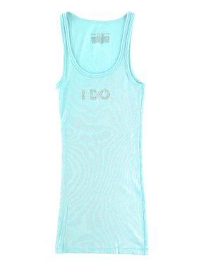 a3ed91f415da6 Product Image Victoria s Secret Bling Bride Tank Top I Do Small Aqua