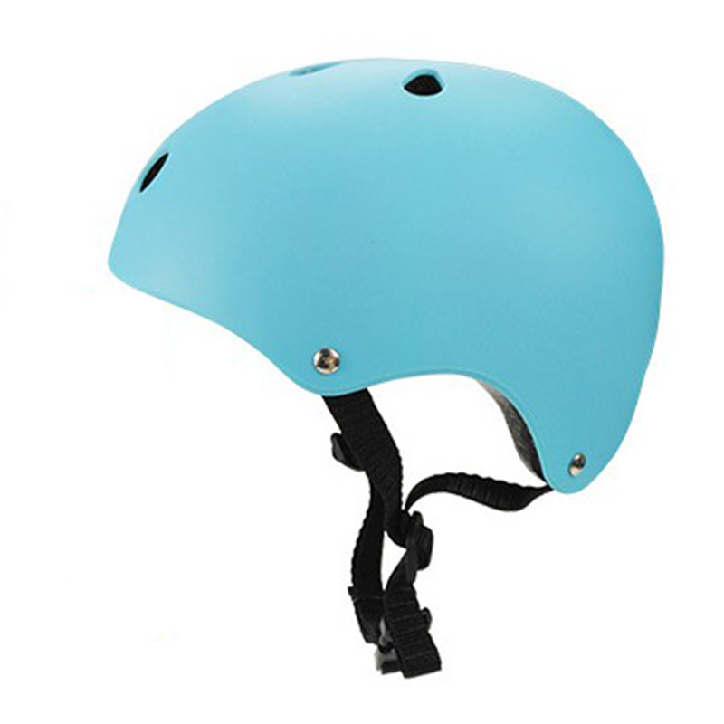BMX Bike Skate Multi-Sport Helmet Cycling Bicycle Crash Helmets, 2 Sizes for Adult Kids Specification:Light blue S by