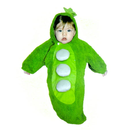 LIL PEAPOD BUNTING COSTUME