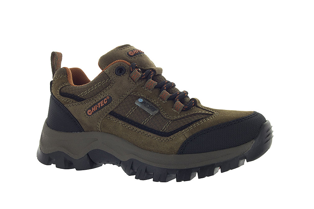 Click here to buy Hi-Tec Boy Hillside Low WP Jr Boots by Hi-Tec.