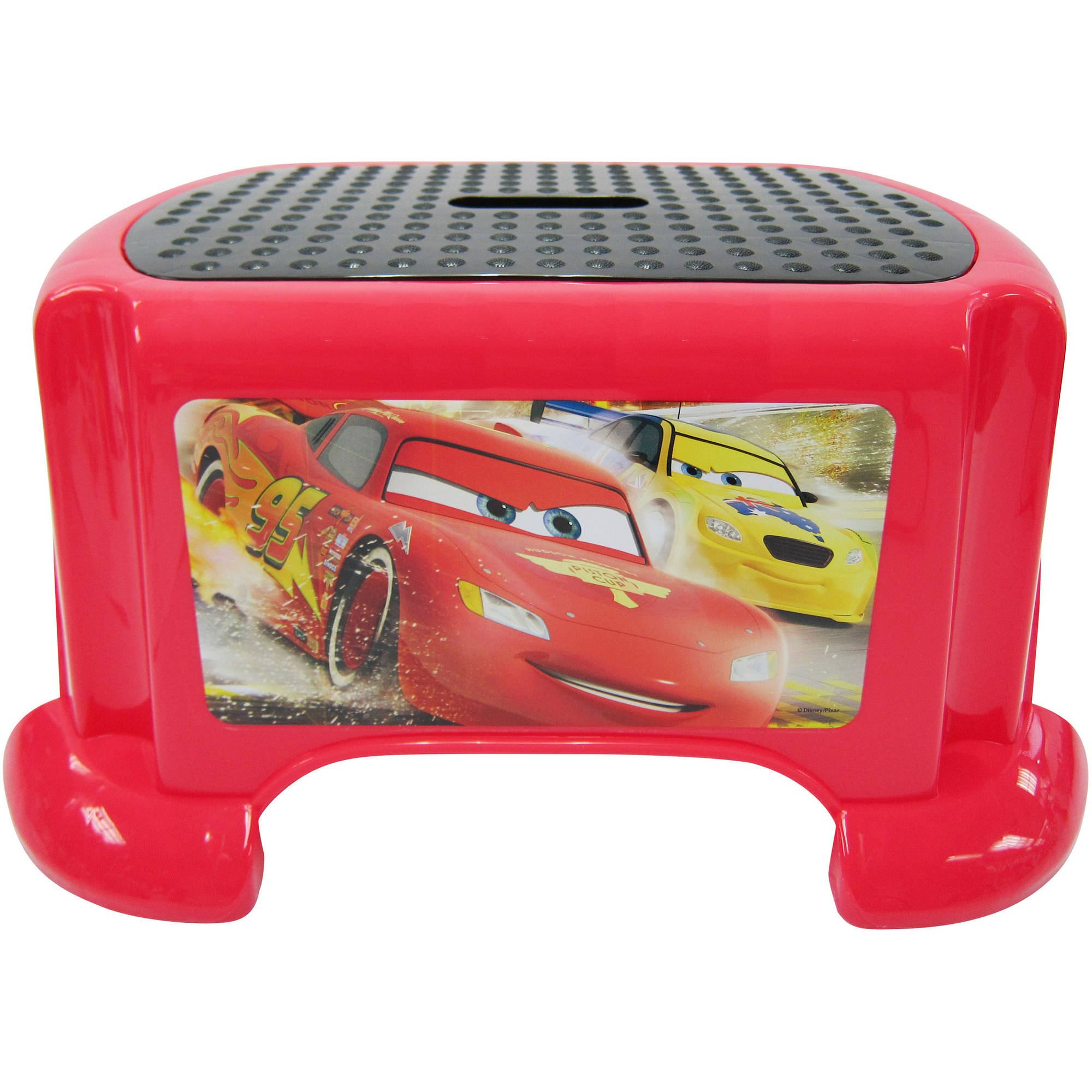 Kids Only! Disney Cars RE Step Stool