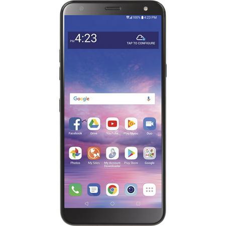 Straight Talk LG Solo L423DL Prepaid Smartphone