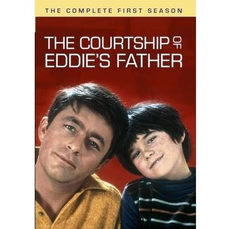 The Courtship Of Eddies Father  The Complerte First Season  Full Frame