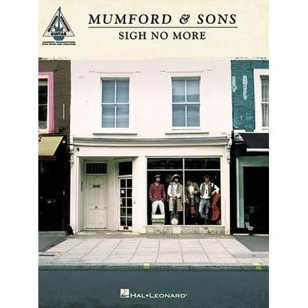 Mumford & Sons: Sigh No More (Mumford And Sons Sigh No More Chords)