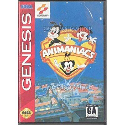 Animaniacs Sega Genesis by