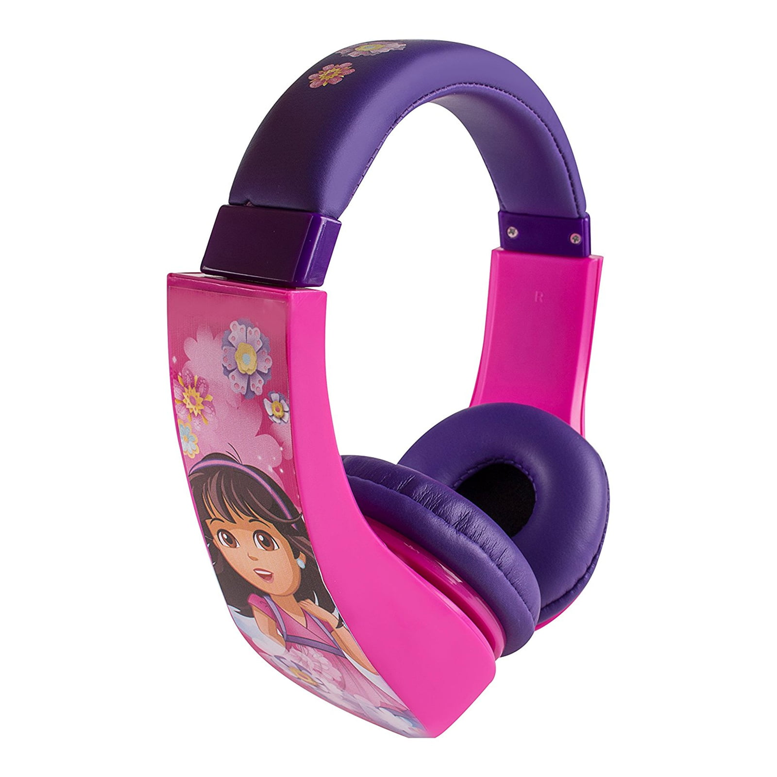 Dora and Friends Volune Limiting Headphones by Dora The Explorer
