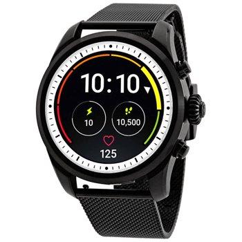 MONTBLANC Summit 2 Quartz Unisex Milanese Smart Watch