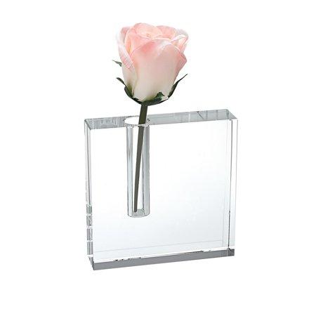 Badash The Block Handcrafted Crystal Bud Vase