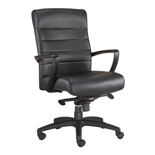 Eurotech Seating Manchester Leather Desk Chair
