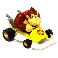 Super Mario Mario Kart Donkey Kong Mini Figure [Go-Kart]