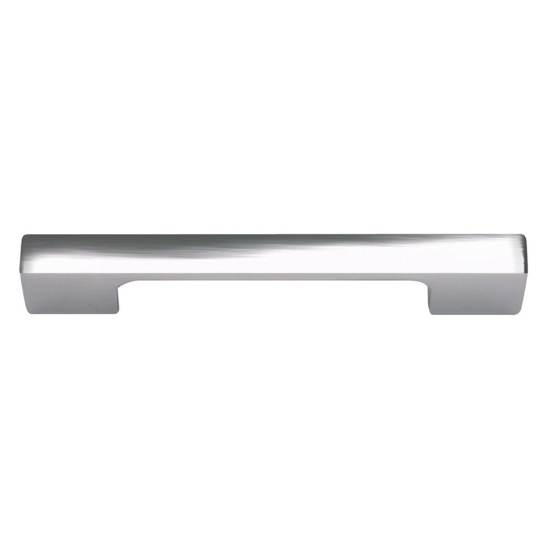 Successi 3 3/4 in. Polished Chrome Thin Square Pull