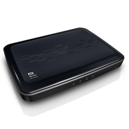 Wd My Net Ac1300 Hd Dual Band Router Wireless Ac Wifi Router Accelerate Hd  Wdbwnj0000nbl Hesn  Refurbished