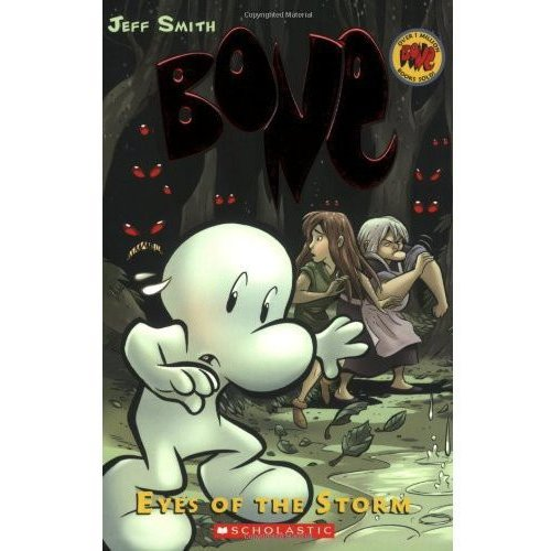 Bone. 3,eyes of the Storm: Eyes of the Storm
