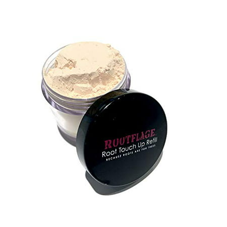 ROOTFLAGE Refill Jar Temporary Root Touch Up COOL BLONDE