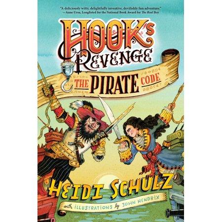 Hook's Revenge, Book 2: Pirate Code - eBook