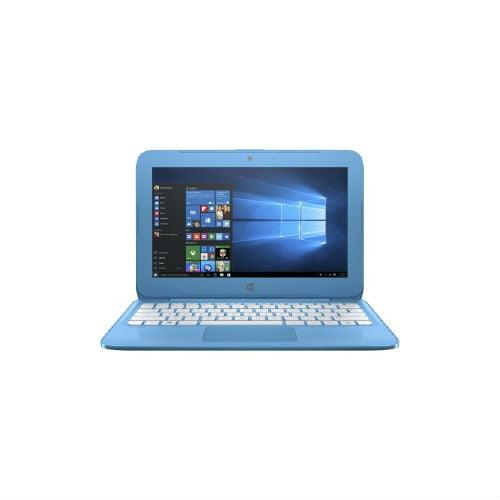 """HP Stream 11-y000 11-y020nr 11.6"""" 16:9 Netbook - 1366 x 768 - Intel Celeron N3060 Dual-core (2 Core) 1.60 GHz - 4 GB DDR3L SDRAM - 32 GB Flash Memory Capacity"""