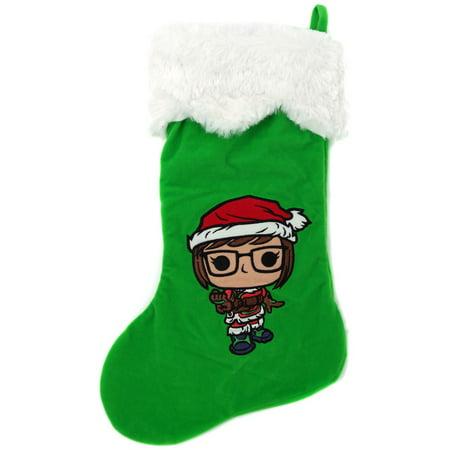 Funko Overwatch Mei Christmas Stocking [Winter Wonderland] ()