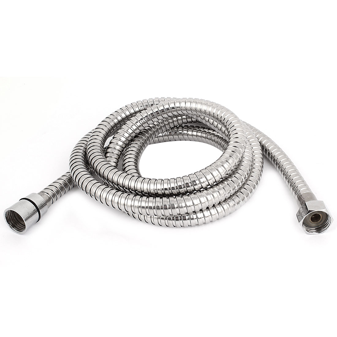 """Household Shower Head Hot Water Heater Spiral Pipe Hose 78.7"""""""