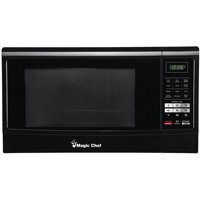 Ft 1100w Countertop Microwave Oven With Push On Door