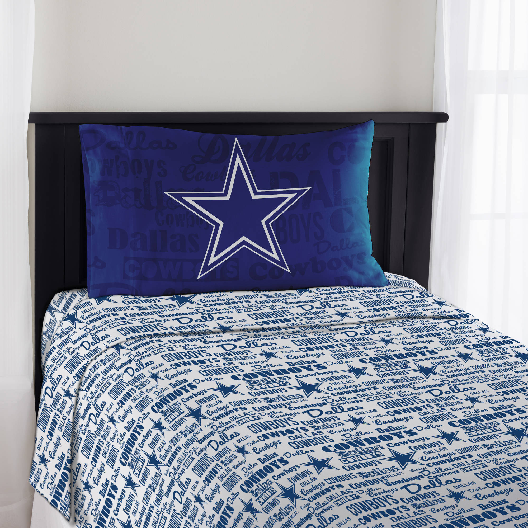 "NFL Dallas Cowboys ""Anthem"" Sheet Set"