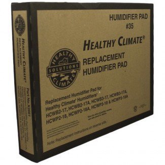 Lennox X2661 - Healthy Climate Replacement Humidifier Water Panel (#35)