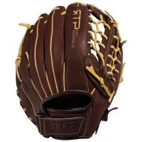 "Franklin 12"" RTP Pro Series Pigskin Leather Baseball Glove, Right Hand Throw"