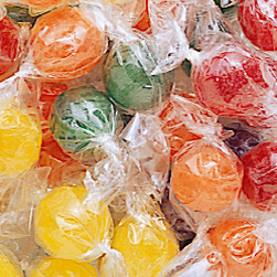 Sour Fruit Balls: 1 lb