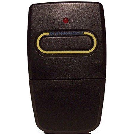 Garage Door Opener Remote Control Transmitter 0220-1KB/340 340mhZ Frequency Only, Single button visor mount garage door opener remote control. By Heddolf