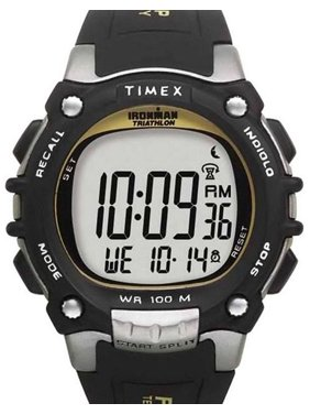 474dbdc0c1f6 Men s Ironman Classic 100 Black Resin Digital Watch T5E231