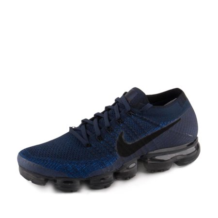 07f9bb1dd9970 Nike Mens Air Vapormax Flyknit College Navy Black-Game Royal 849558-400.  Average rating 0out of5stars
