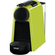 Nespresso by De'Longhi Essenza Mini Single-Serve Espresso Machine in Lime Green