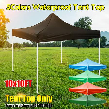 Waterproof Canopy Top Replacement Outdoor Camping Tent Top