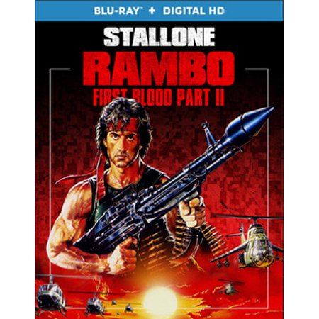 Rambo: First Blood, Part II (Blu-ray) ()