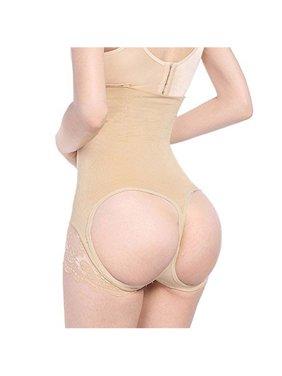 Women's Shapewear Butt Lifter Panty High Waist Ultra Firm Control Tummy Body Shaper Slimmer Brief Tight Panties Underwear