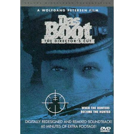 Das Boot (The Director's Cut) (Halloween 6 Director's Cut Dvd)