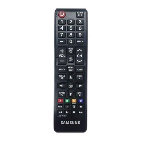 Original TV Remote Control for Samsung T24C730 Television - image 2 of 2
