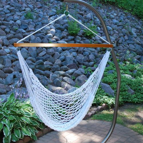 Algoma Net Company Rope Hammock Chair