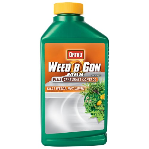Ortho Weed-B-Gon MAX Plus Crabgrass Control Concentrate, 32oz