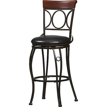 Circles Back Counter Stool 24 Walmart Com