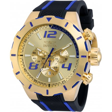 Invicta Men's S1 Rally Watch Japan Movement Flame Fusion Crystal 21972
