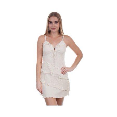 54da642a Scully - Women's Scully Key Hole Front Dress PSL-217 - Walmart.com