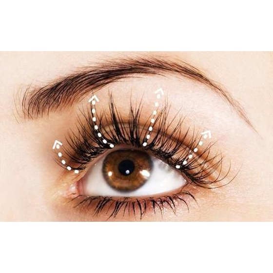 0ab8fa359a2 4D Silk Fiber Eyelash Mascara, Extension Makeup, Black Waterproof Kit Eye  Lashes - Walmart.com