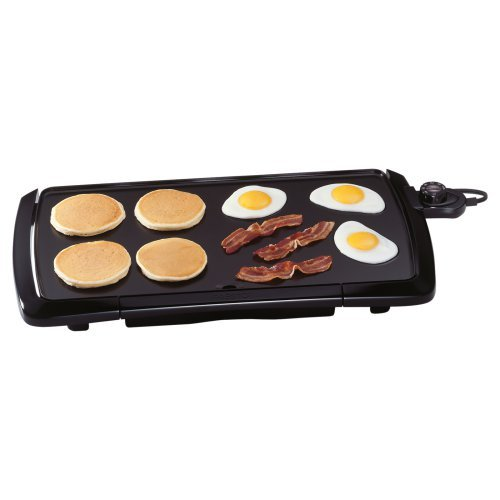 Presto Cool-touch Electric Griddle 07030 by National Presto Industries