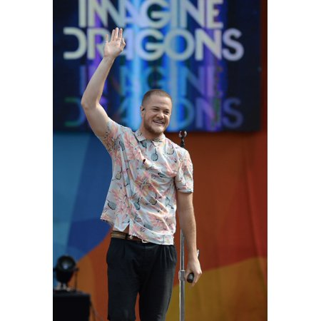 Dan Reynolds Imagine Dragons On Stage For Good Morning America Summer Concert Series With Imagine Dragons Rumsey Playfield In Central Park New York Ny July 28 2017 Photo By Kristin CallahanEverett Col (Good Day Ny Halloween 2017)